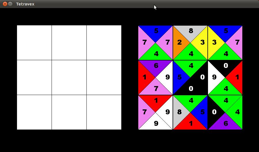 Games::Tetravex